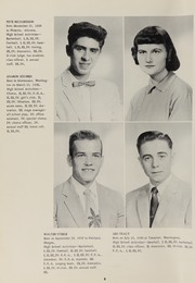 Page 16, 1957 Edition, Oakville High School - Tillicum Yearbook (Oakville, WA) online yearbook collection