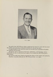 Page 8, 1957 Edition, Oakville High School - Tillicum Yearbook (Oakville, WA) online yearbook collection