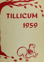 Page 1, 1959 Edition, Oakville High School - Tillicum Yearbook (Oakville, WA) online yearbook collection