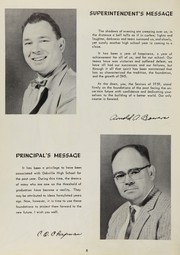 Page 12, 1959 Edition, Oakville High School - Tillicum Yearbook (Oakville, WA) online yearbook collection