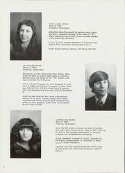 Page 8, 1978 Edition, Oakville High School - Tillicum Yearbook (Oakville, WA) online yearbook collection