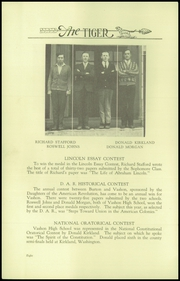 Page 12, 1927 Edition, Vashon Island High School - Vashonian Yearbook (Vashon, WA) online yearbook collection