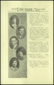Page 16, 1927 Edition, Vashon Island High School - Vashonian Yearbook (Vashon, WA) online yearbook collection