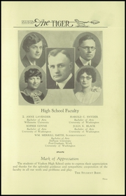 Page 7, 1927 Edition, Vashon Island High School - Vashonian Yearbook (Vashon, WA) online yearbook collection
