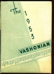 Vashon Island High School - Vashonian Yearbook (Vashon, WA) online yearbook collection, 1953 Edition, Page 1