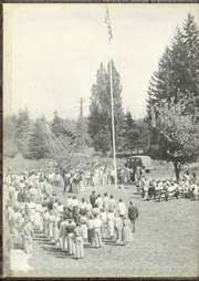 Page 2, 1955 Edition, Vashon Island High School - Vashonian Yearbook (Vashon, WA) online yearbook collection