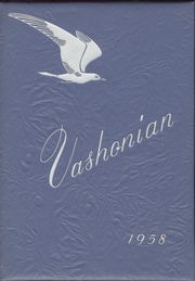 Vashon Island High School - Vashonian Yearbook (Vashon, WA) online yearbook collection, 1958 Edition, Page 1