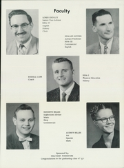 Page 17, 1957 Edition, Northwest Christian High School - Crusader Yearbook (Spokane, WA) online yearbook collection
