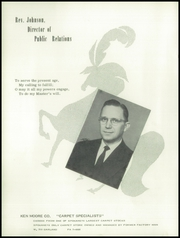 Page 10, 1958 Edition, Northwest Christian High School - Crusader Yearbook (Spokane, WA) online yearbook collection