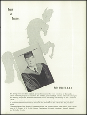 Page 11, 1958 Edition, Northwest Christian High School - Crusader Yearbook (Spokane, WA) online yearbook collection
