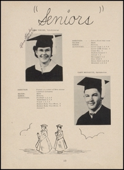 Page 16, 1954 Edition, Crescent High School - Log Yearbook (Joyce, WA) online yearbook collection