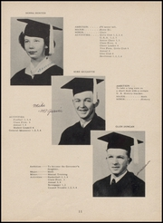 Page 17, 1954 Edition, Crescent High School - Log Yearbook (Joyce, WA) online yearbook collection