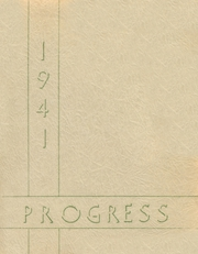 Lind High School - Progress Yearbook (Lind, WA) online yearbook collection, 1941 Edition, Page 1