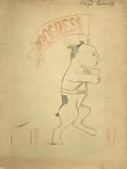 Lind High School - Progress Yearbook (Lind, WA) online yearbook collection, 1947 Edition, Page 1