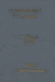Lind High School - Progress Yearbook (Lind, WA) online yearbook collection, 1952 Edition, Page 1