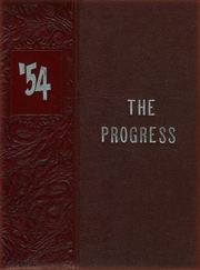 Lind High School - Progress Yearbook (Lind, WA) online yearbook collection, 1954 Edition, Page 1