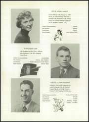 Page 10, 1954 Edition, Lind High School - Progress Yearbook (Lind, WA) online yearbook collection