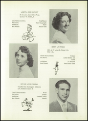 Page 13, 1954 Edition, Lind High School - Progress Yearbook (Lind, WA) online yearbook collection