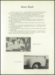Page 17, 1954 Edition, Lind High School - Progress Yearbook (Lind, WA) online yearbook collection