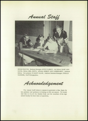 Page 5, 1954 Edition, Lind High School - Progress Yearbook (Lind, WA) online yearbook collection