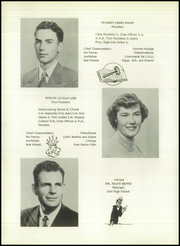 Page 8, 1954 Edition, Lind High School - Progress Yearbook (Lind, WA) online yearbook collection