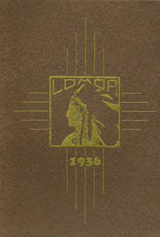 Peshastin Dryden High School - Puma Yearbook (Peshastin, WA) online yearbook collection, 1936 Edition, Page 1