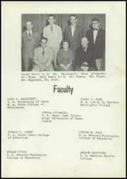 Page 11, 1954 Edition, Peshastin Dryden High School - Puma Yearbook (Peshastin, WA) online yearbook collection