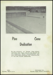 Page 7, 1954 Edition, Peshastin Dryden High School - Puma Yearbook (Peshastin, WA) online yearbook collection