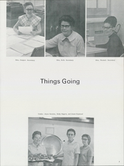 Page 11, 1971 Edition, Prescott High School - Tiger Yearbook (Prescott, WA) online yearbook collection