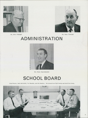 Page 7, 1971 Edition, Prescott High School - Tiger Yearbook (Prescott, WA) online yearbook collection