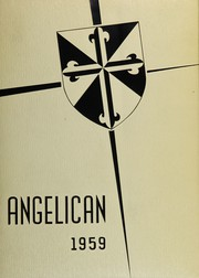 1959 Edition, Holy Angels Academy - Angelican Yearbook (Seattle, WA)