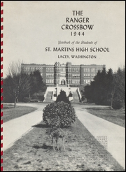 Page 5, 1944 Edition, St Martins High School - Samahi Yearbook (Lacey, WA) online yearbook collection