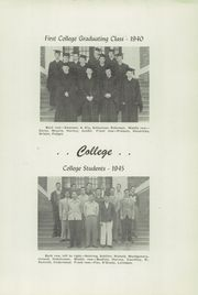 Page 15, 1945 Edition, St Martins High School - Samahi Yearbook (Lacey, WA) online yearbook collection