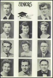 Page 15, 1955 Edition, Klickitat High School - Lumberjack Yearbook (Klickitat, WA) online yearbook collection
