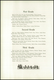 Page 40, 1955 Edition, Klickitat High School - Lumberjack Yearbook (Klickitat, WA) online yearbook collection