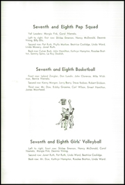 Page 44, 1955 Edition, Klickitat High School - Lumberjack Yearbook (Klickitat, WA) online yearbook collection
