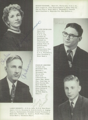 Page 14, 1956 Edition, Palouse High School - Kernel Yearbook (Palouse, WA) online yearbook collection