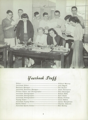 Page 6, 1956 Edition, Palouse High School - Kernel Yearbook (Palouse, WA) online yearbook collection