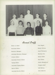 Page 6, 1957 Edition, Palouse High School - Kernel Yearbook (Palouse, WA) online yearbook collection