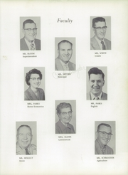 Page 9, 1958 Edition, Palouse High School - Kernel Yearbook (Palouse, WA) online yearbook collection