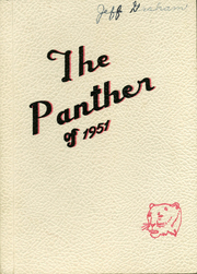 Page 1, 1951 Edition, Harrington High School - Panther Yearbook (Harrington, WA) online yearbook collection