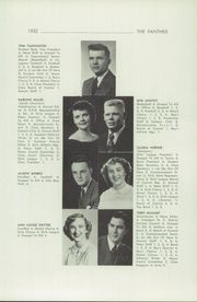 Page 13, 1952 Edition, Harrington High School - Panther Yearbook (Harrington, WA) online yearbook collection