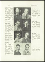 Page 13, 1953 Edition, Harrington High School - Panther Yearbook (Harrington, WA) online yearbook collection