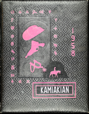 1958 Edition, Moxee High School - Kamiakian Yearbook (Moxee, WA)