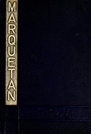 1948 Edition, Marquette High School - Marquetan Yearbook (Yakima, WA)