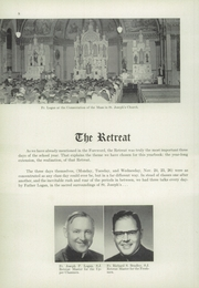 Page 12, 1953 Edition, Marquette High School - Marquetan Yearbook (Yakima, WA) online yearbook collection