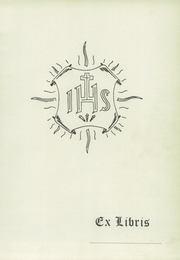 Page 5, 1953 Edition, Marquette High School - Marquetan Yearbook (Yakima, WA) online yearbook collection