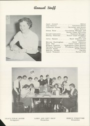 Page 12, 1955 Edition, Mansfield High School - Kernel Yearbook (Mansfield, WA) online yearbook collection