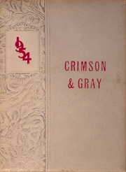 1954 Edition, Washtucna High School - Crimson and Gray Yearbook (Washtucna, WA)