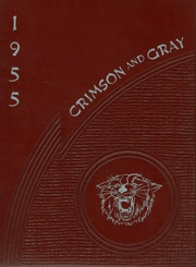 Washtucna High School - Crimson and Gray Yearbook (Washtucna, WA) online yearbook collection, 1955 Edition, Page 1